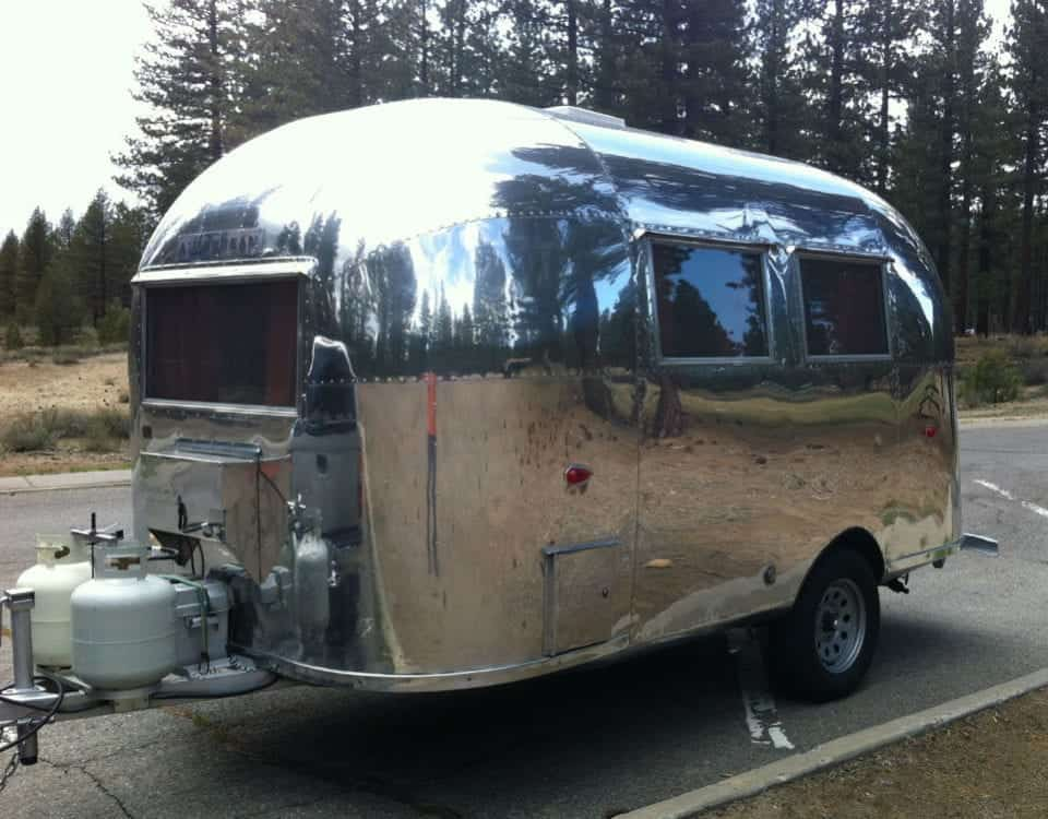 Vintage Airstream For Sale