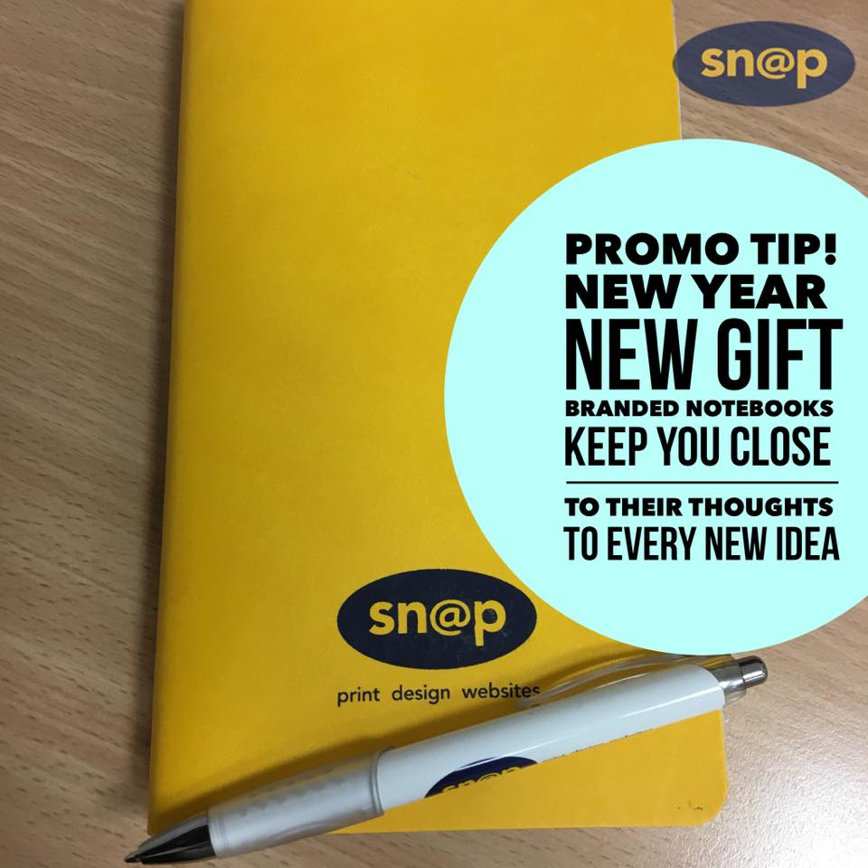Snap makes Notebooks and diaries
