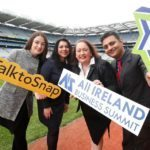 Snap Ireland are exhibiting at the All ireland Business Summit Croke park