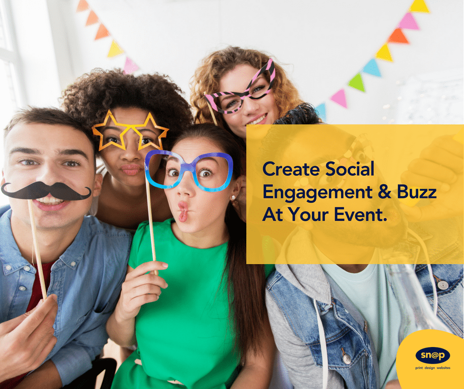How To Create Social Engagement and Buzz at your Event...Without a Single Giveaway