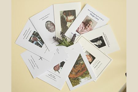 Variety of Service Booklets